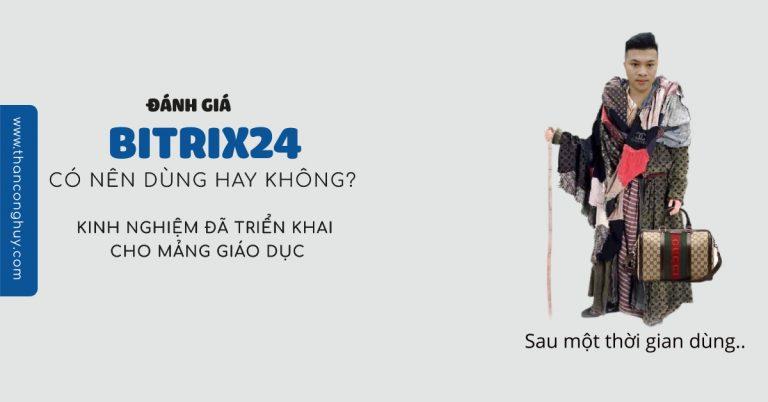 Đánh giá Bitrix24