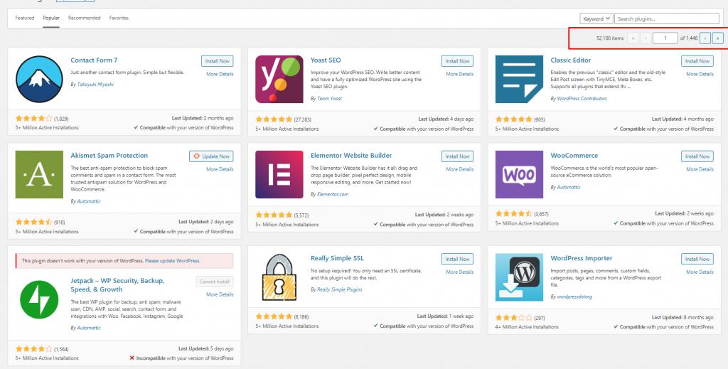 Các nền tảng web bán hàng phổ biến tại Việt Nam - WordPress